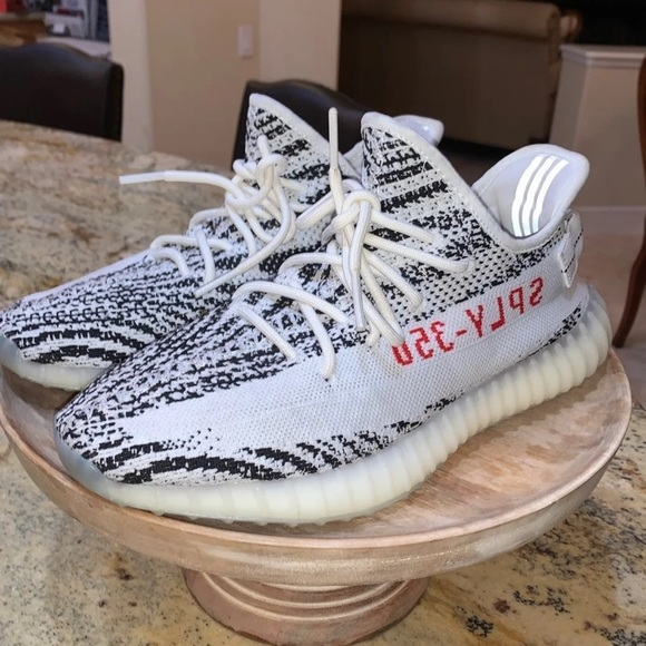 Yeezy Shoes | Boost 350 V2 Zebra | Poshmark